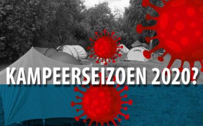 Coronacrisis en kampeerseizoen 2020